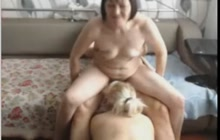 Two Mature Whores Threesome On Webcam